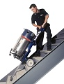 Pogo Stair Climbers Handtruck - Moving Cylinders With the Wheel Attachment