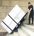 M-2B Stair Climbers Handtruck - Lift Heavy Fridges