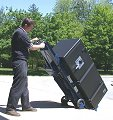 M-2B Stair Climbers Handtruck - Security Boxes & Safes